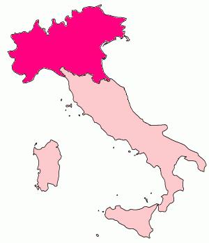Padania-Italia
